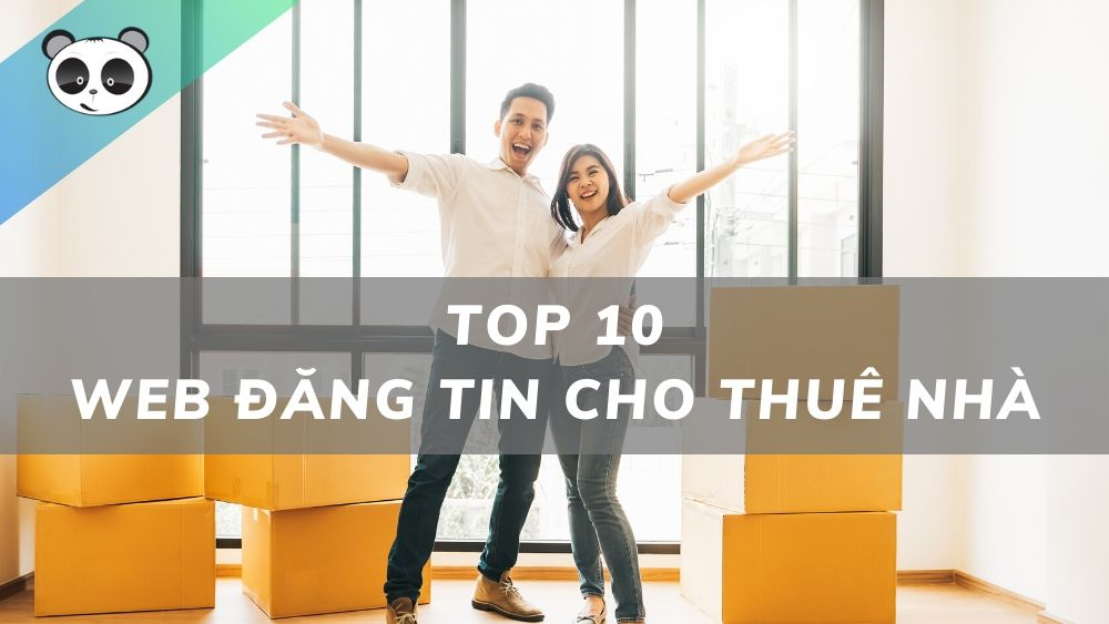 Top 10 website đăng tin cho thuê nhà trọ