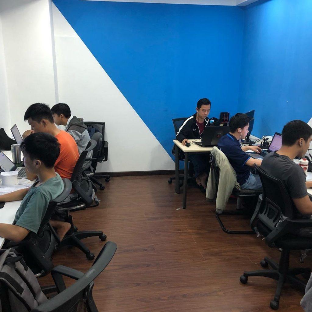 Phòng lập trình phần mềm quản lý phòng trọ